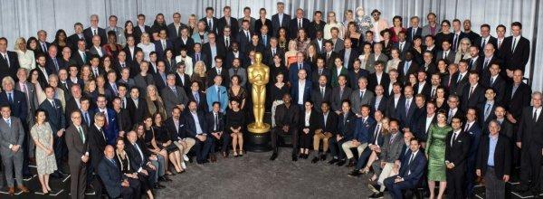 Киноакадемия провела приём для номинантов на «Оскар 2018»
