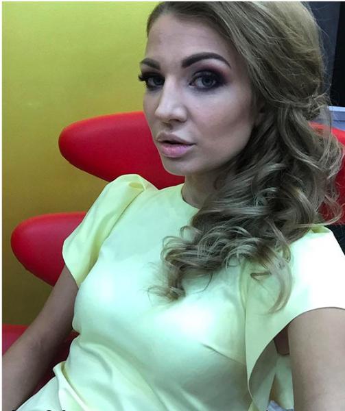 Зрители назвали любовницу Дмитрия Дмитренко «грубой копией Лизы Трианфалиди»