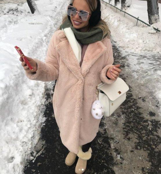 Фанаты назвали Анну Хилькевич «беременным бомжом» за неудачный образ