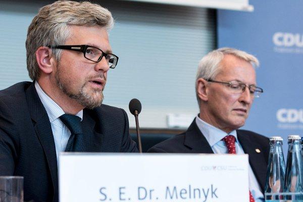Украинского посла обвинили в недипломатическом поведении