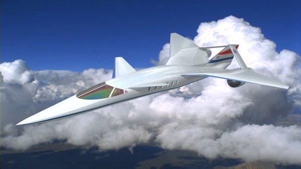 Известны подробности проекта первого гиперзвукового пассажирского лайнера
