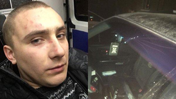 Известный украинский националист избит в Одессе