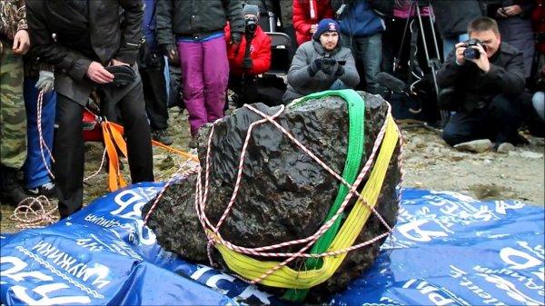 Челябинский метеорит «облетел» половину России
