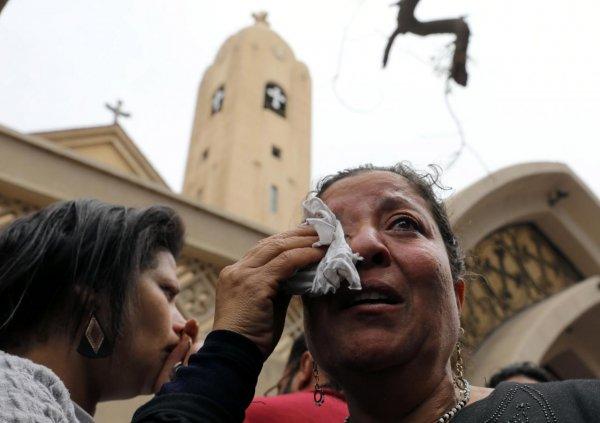 Рядом с мечетью в Бенгази прогремел взрыв