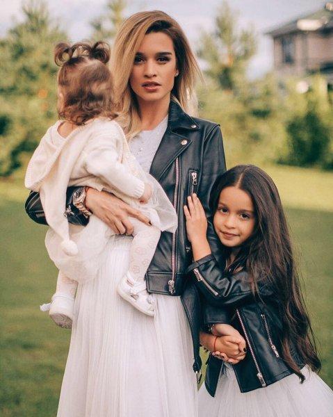 Ксения Бородина стала обращать внимание на семьи с детьми