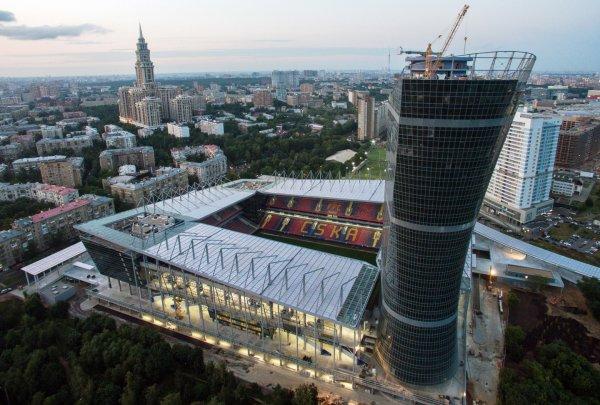К 2020 в Москве планируется поставить более 80 объектов культуры и спорта