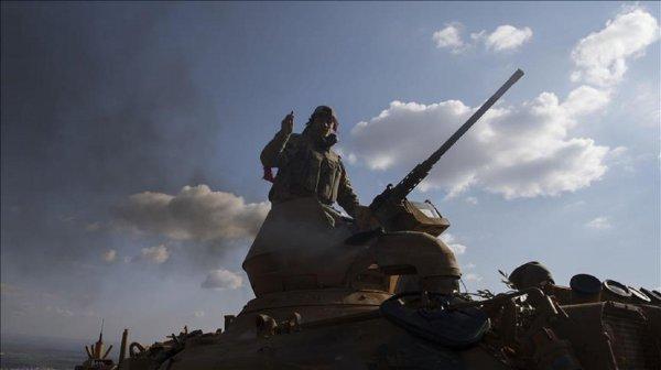 В США попросили Турцию ограничить военные операции в сирийском Африне