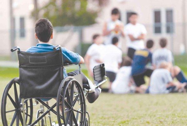 В Госдуме рассмотрят проект повышения выплат детям-инвалидам