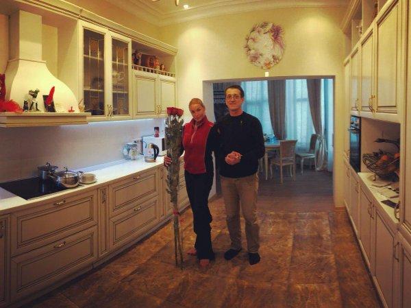 Анастасия Волочкова продемонстрировала фанатам свою «изысканную» кухню