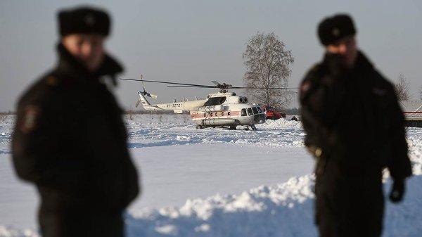 На месте падения Ан-148 нашли 1,4 тыс фрагментов тел погибших