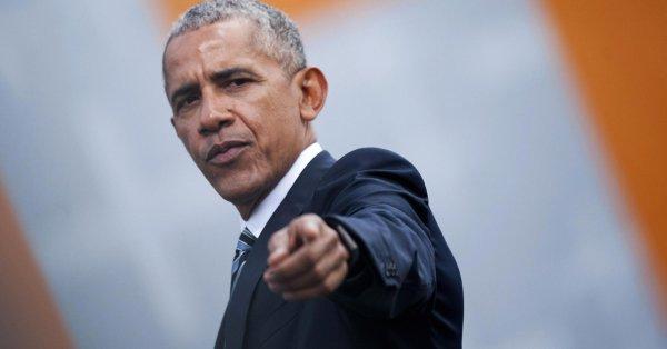СМИ: Присланный Обаме белый порошок оказался обычной детской присыпкой