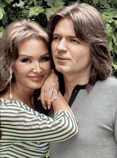 Дмитрий Маликов поздравил супругу с днём рождения