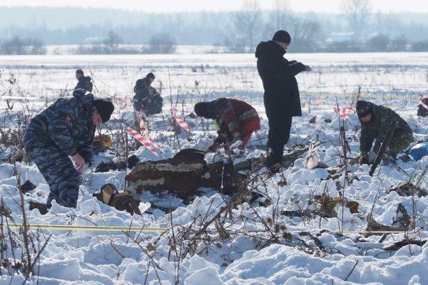 Экипаж Ан-148 столкнулся с раздвоением скорости
