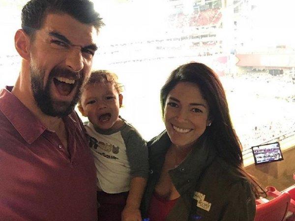23-кратный олимпийский чемпион Майкл Фелпс стал отцом во второй раз