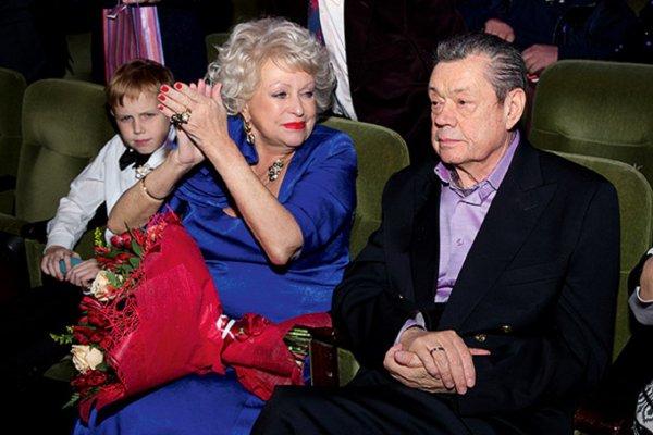 Жена Николая Караченцова поведала о его здоровье