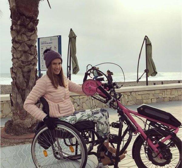 Прикованная к инвалидной коляске Мария Комиссарова вспомнила день, когда случилась трагедия
