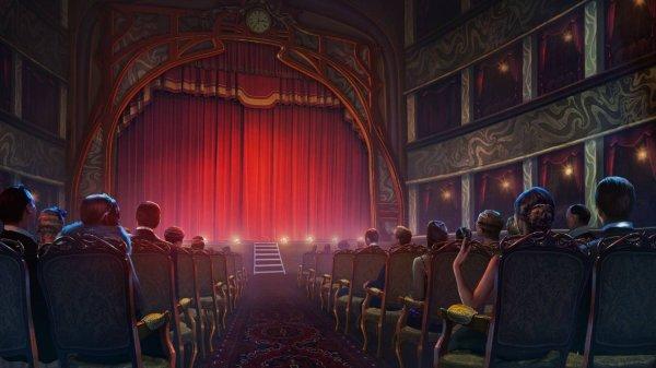 В театре имени Толстого состоялась премьера к 200-летию Ивана Тургенева