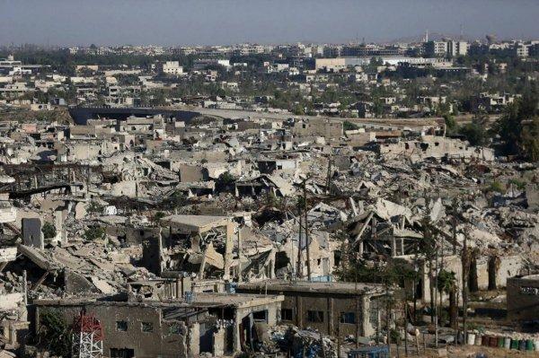 Лондон призывает Дамаск защитить население Восточной Гуты