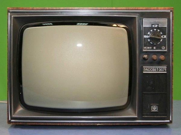Маленького мальчика убил кинескопный телевизор в Подмосковье