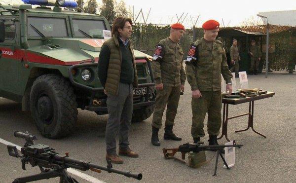 Малахов раскрыл детали съёмок «Прямого эфира» в Сирии