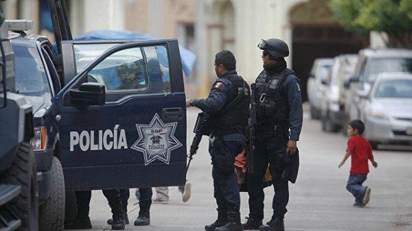 При стрельбе в крупнейшем университете Мексики погибли два человека