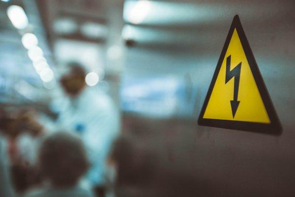 В Оренбурге двухлетний ребёнок получил сильный удар током