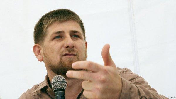 СМИ: Рамзану Кадырову представали машину для спецназа