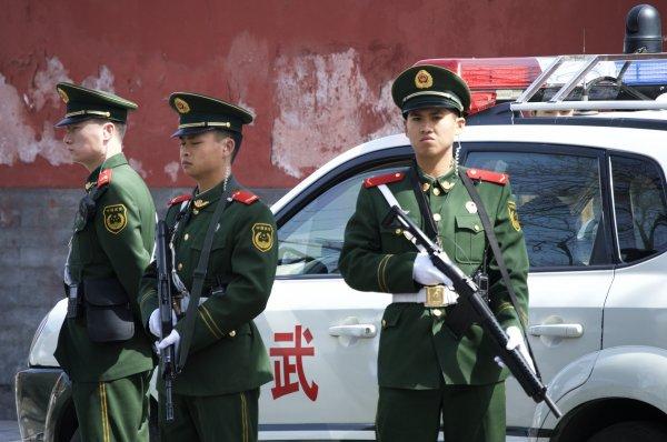В Китае мужчина с ножом убил четырех человек в своем доме