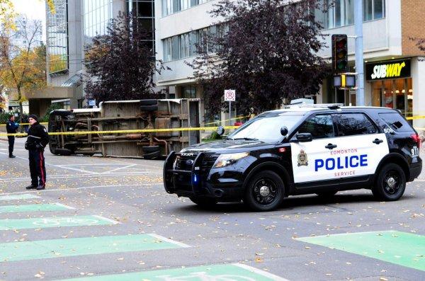 В Канаде в результате массового ДТП пострадали 40 человек