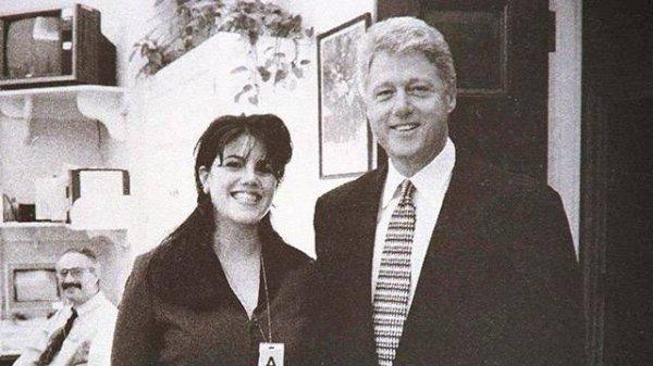 Моника Левински пересмотрела свои взгляды на отношения с Клинтоном