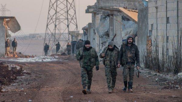Мирные жители не покидают Восточную Гуту из-за постоянных обстрелов