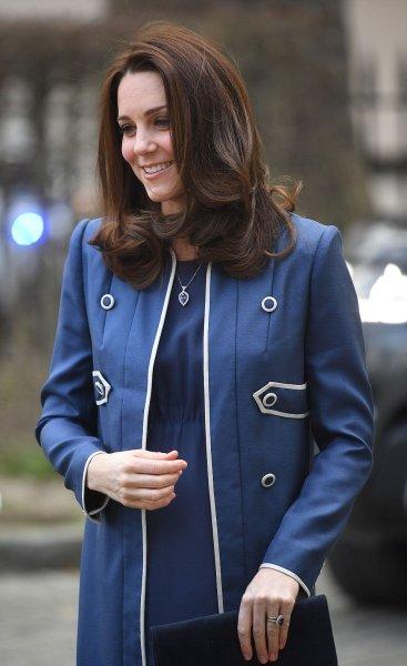Кейт Миддлтон намекнула, что у нее родится мальчик