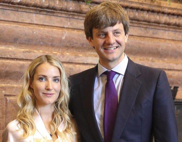 Принц Эрнст обнародовал фото дочери от Екатерины Малышевой