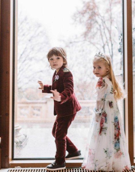 Максим Галкин показал своих «сказочных» детей