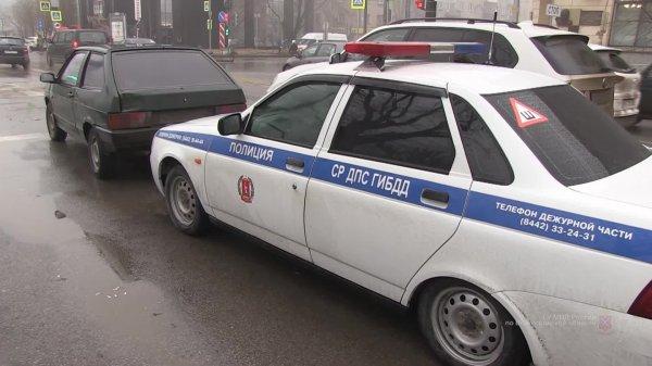 В Ростове полиция во время погони открыла огонь по ворам