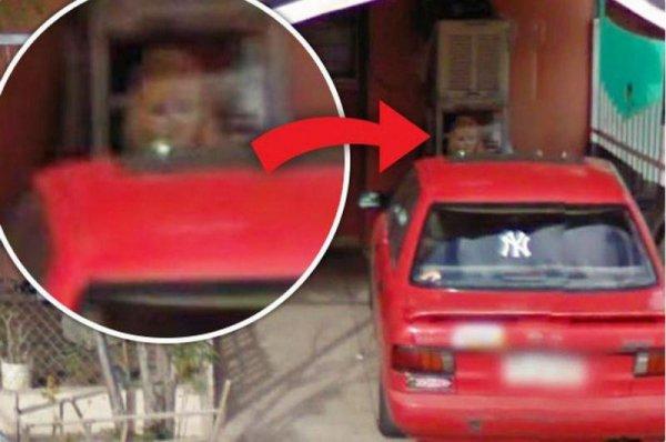Охотники за привидениями на Google Maps увидели «девочку-призрака»