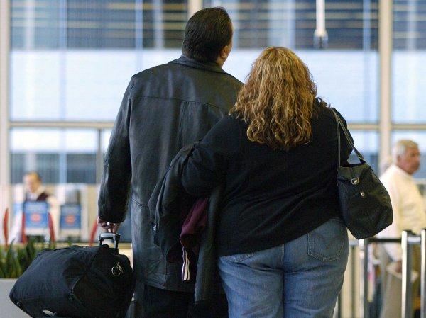 Австралийка похудела на 96 кг после случая в самолете