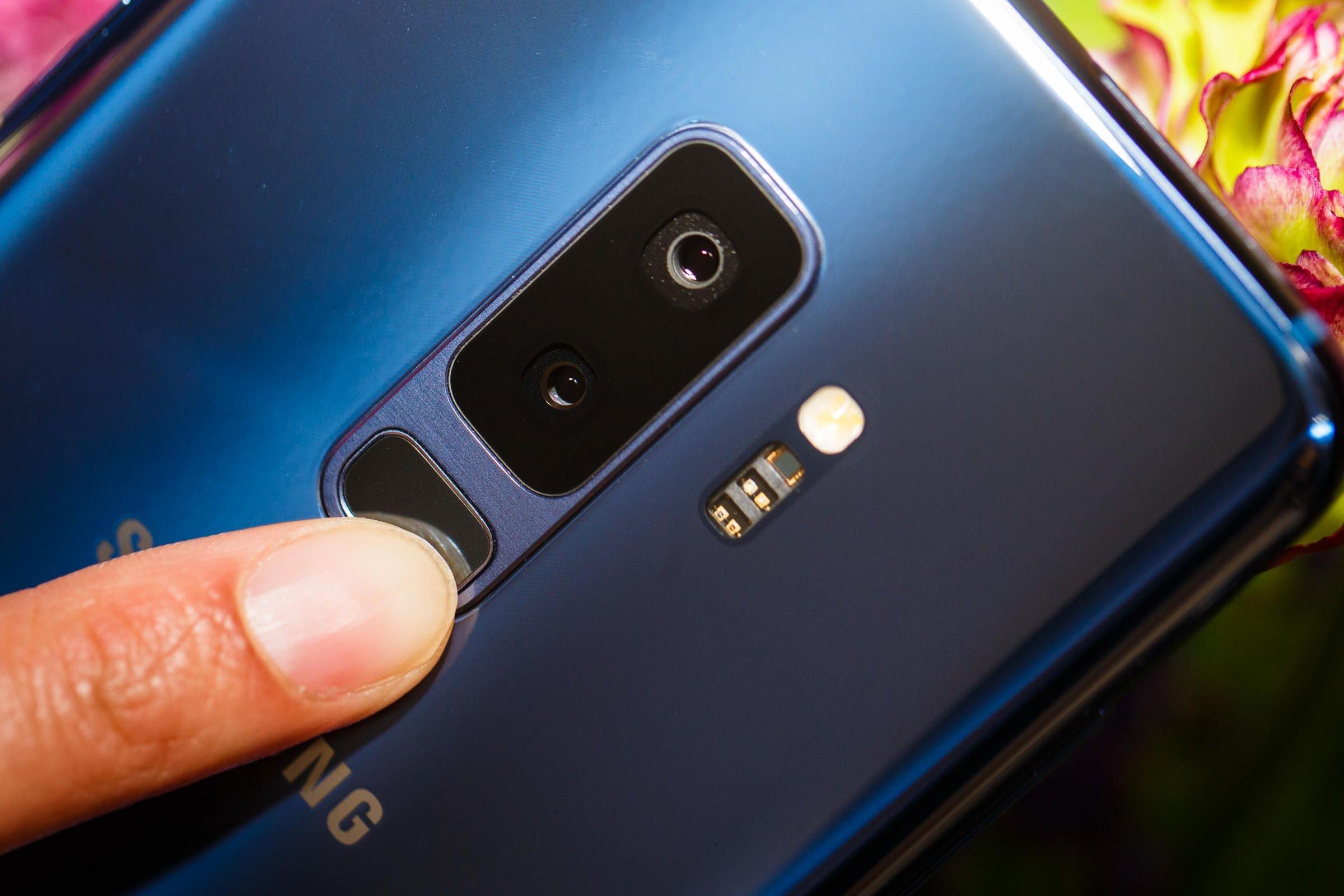 Замедленная съёмка станет главным преимуществом Samsung Galaxy S9