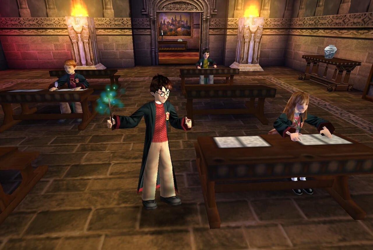 Появился трейлер игры Harry Potter: Hogwarts Mystery сфункцией обучения персонажа магии
