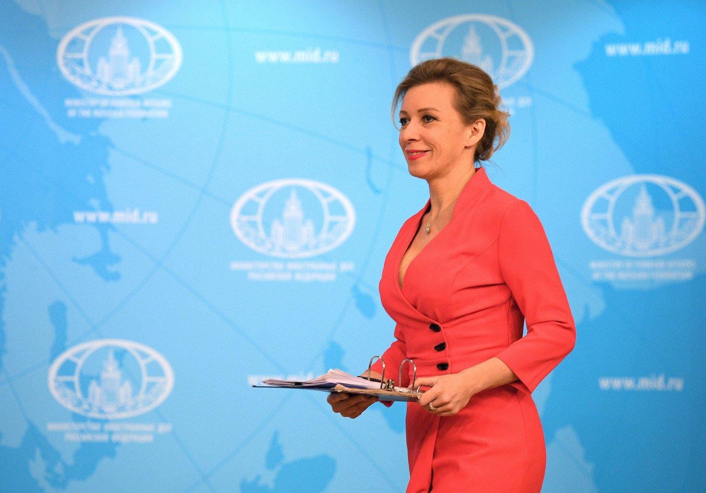 Захарова: РФ сделала все, чтобы недопустить военного столкновения сСША