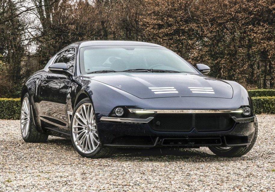 Миланское ателье кЖеневе подготовило шикарное купе набазе Мазерати