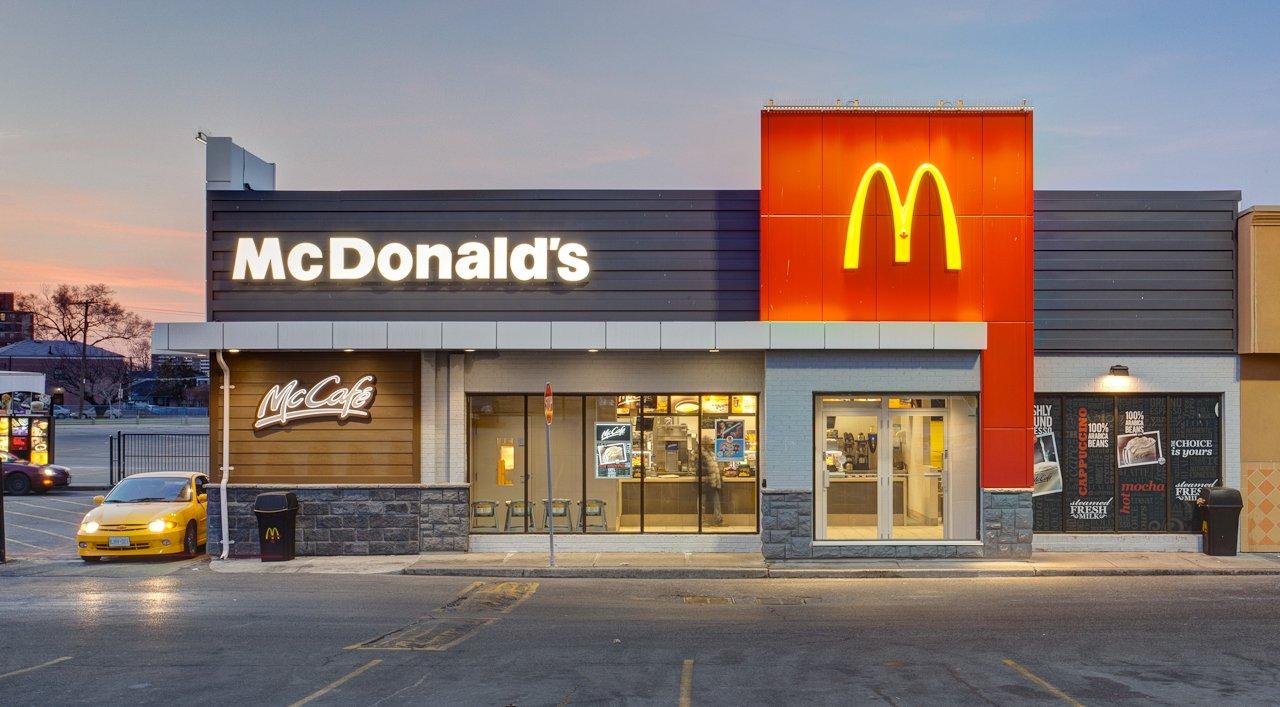 Акции сети McDonald's упали из-за введения «долларового меню»