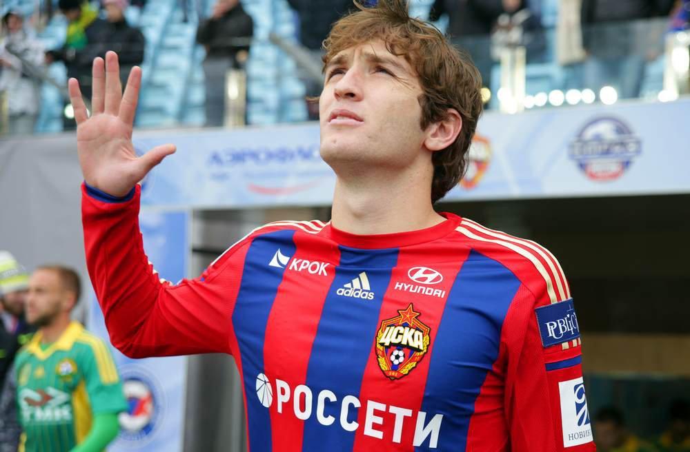 Защитник ЦСКА Фернандес из-за травмы выбыл на месяц