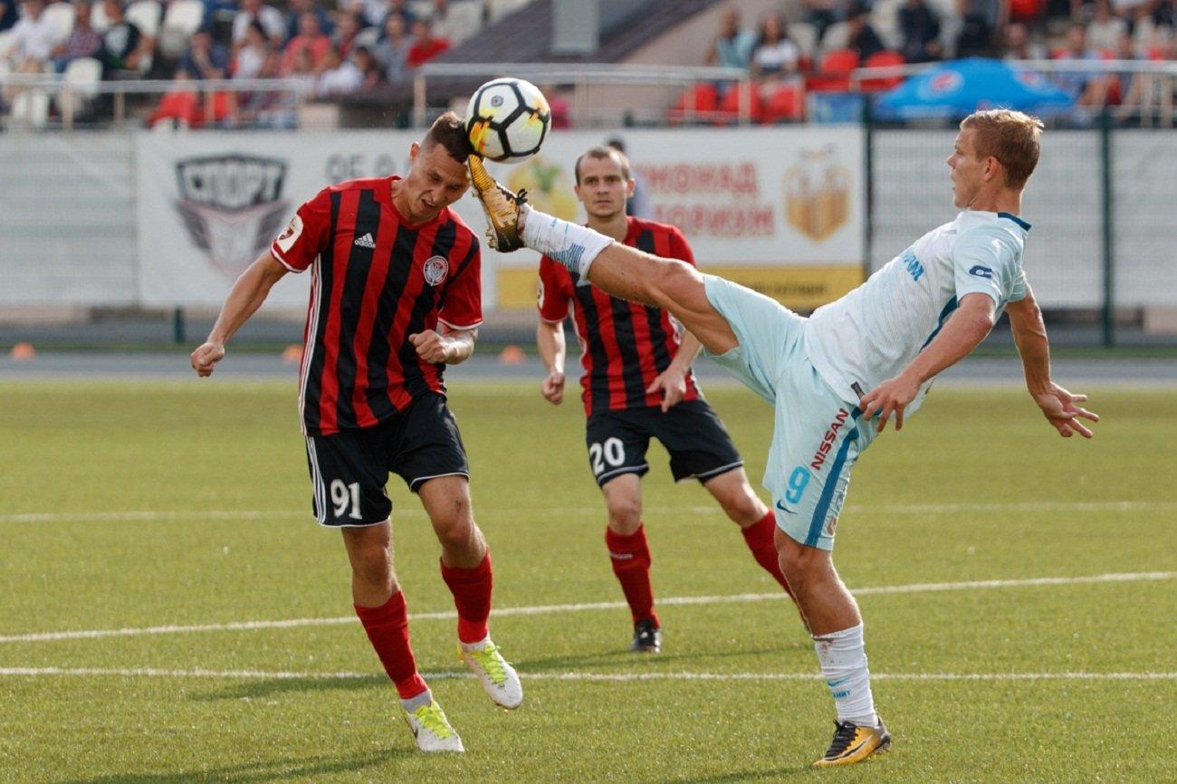 ФК «Амкар» принес извинения «Зениту» за выражение Алексея Попова