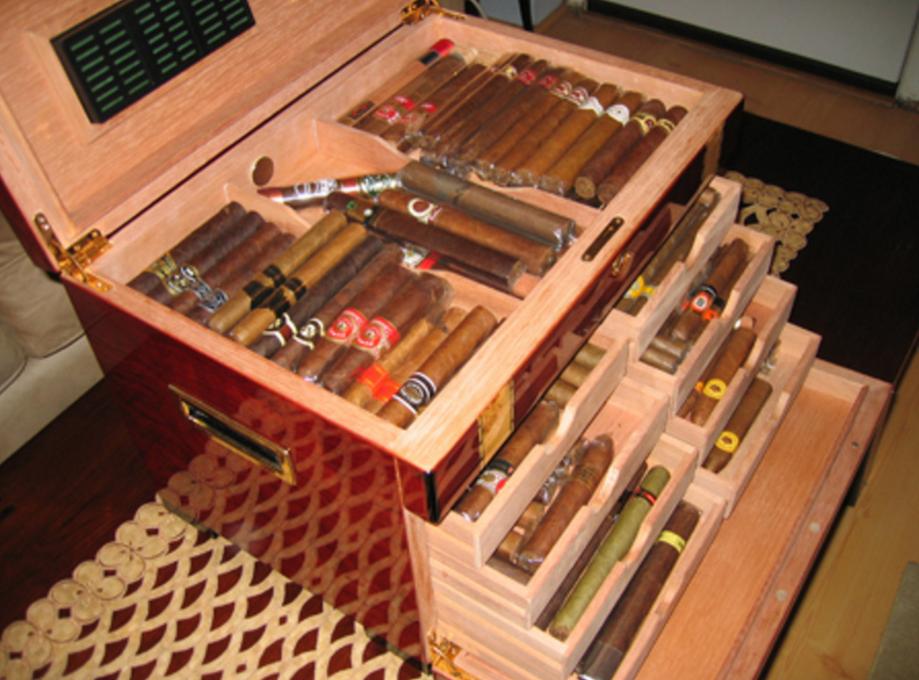 Хьюмидоры для сигар своими руками 85