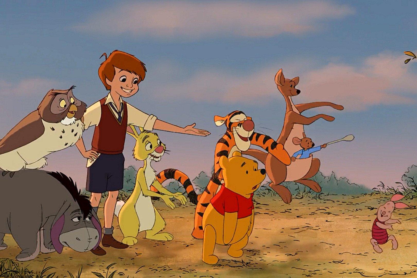 Возвращение Винни-Пуха Студия Disney показала трейлер нового фильма