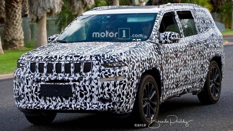 3b370405210a Новый Jeep Grand Wagoneer окажется роскошнее Grand Cherokee ...