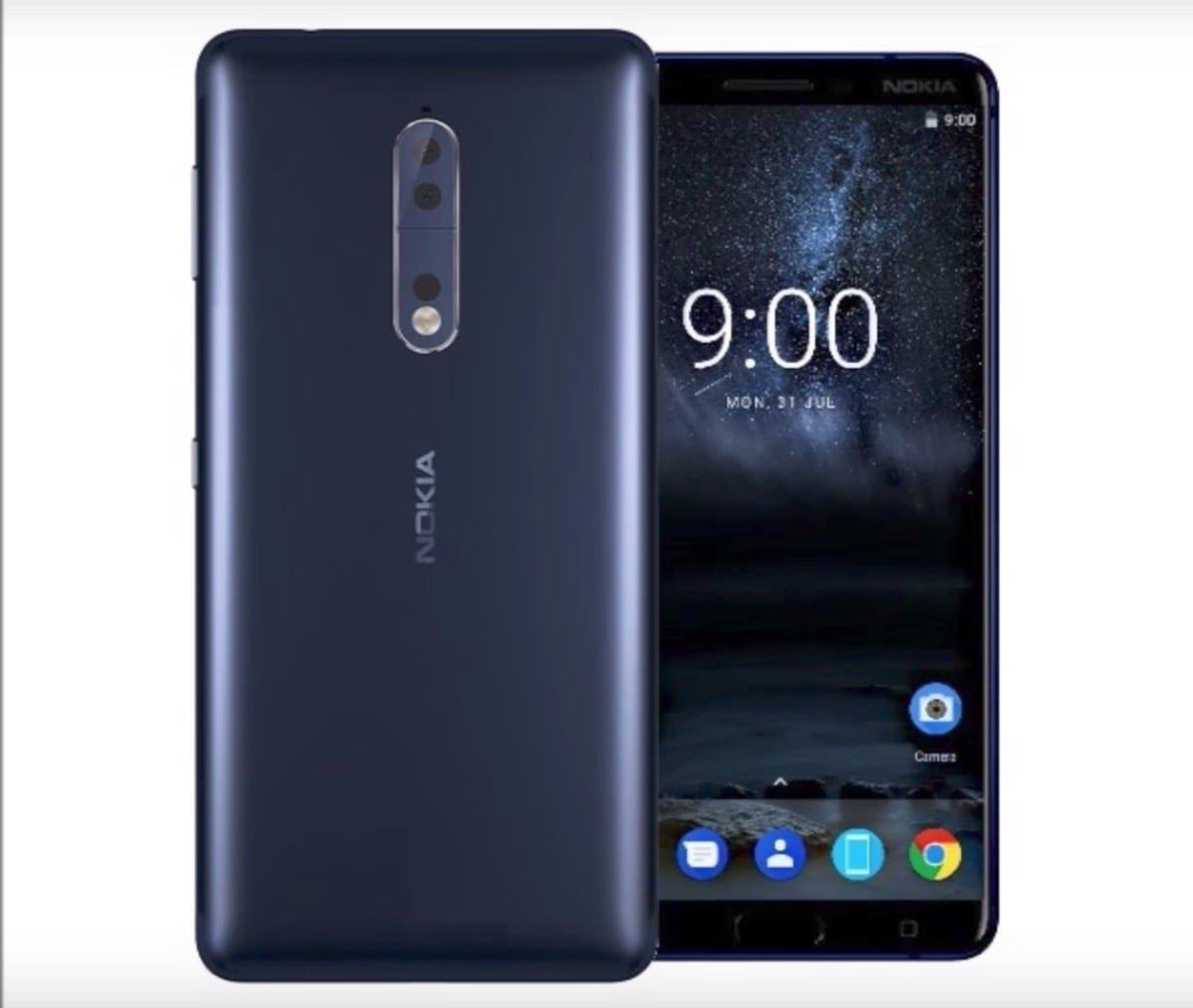 Nokia 9 выпустят вместе с Nokia 8 Pro