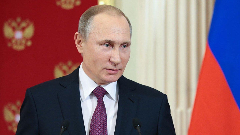 Путин рассказал оработе его деда поваром уЛенина иСталина