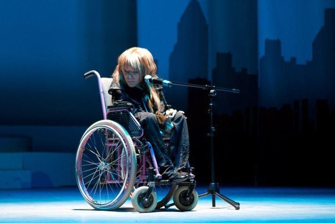 юлия самойлова певица инвалид
